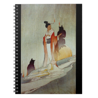 Fox Woman 1912 Notebook