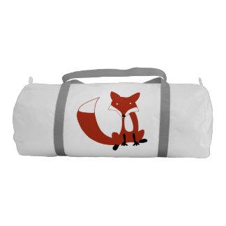Fox Woodland Creatures Gym Duffel Bag