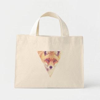 Foxe Eyes Mini Tote Bag