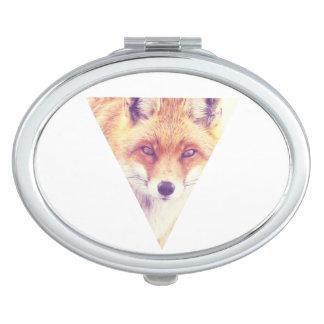 Foxe Eyes Travel Mirror