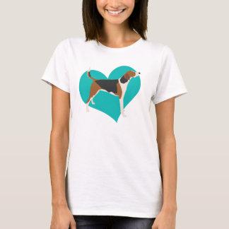 Foxhound Love T-Shirt