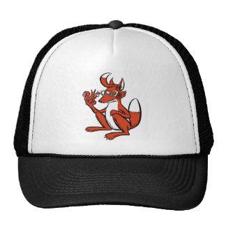 *Foxi* Mesh Hats