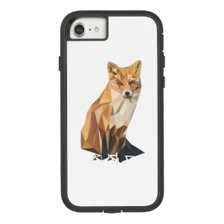 Fox's polygon Case iphone 8/7