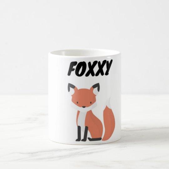 Foxxy Mug
