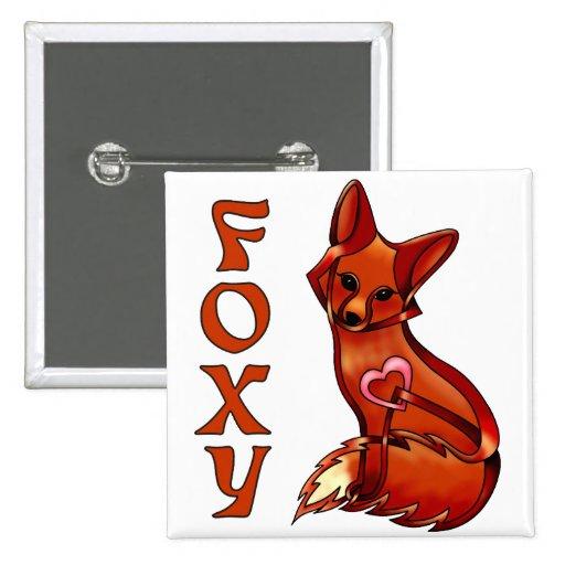 Foxy Pins