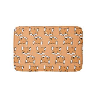 Foxy Bathmat