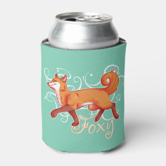 Foxy Can Cooler