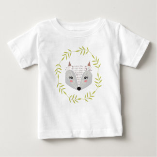 Foxy Faced Baby T shirt
