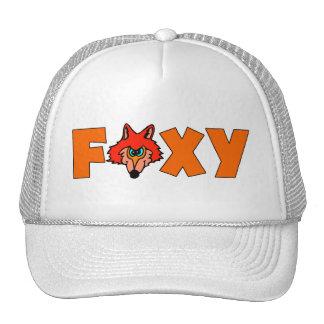 Foxy Fox Hats