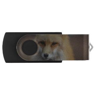 Foxy Fox Swivel USB 2.0 Flash Drive