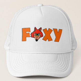 Foxy Fox Trucker Hat