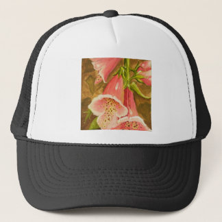 Foxy Foxglove of Williamsburg.JPG Trucker Hat