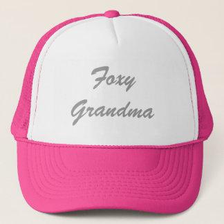 Foxy Grandma Trucker Hat