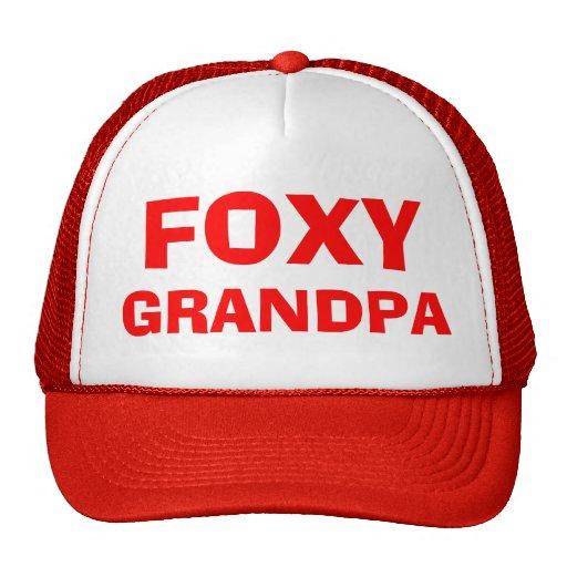 Foxy Grandpa Hat