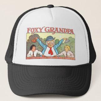 Foxy Grandpa's Hat Shenanigans