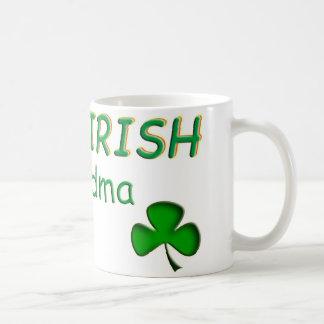 Foxy Irish Grandma Mug