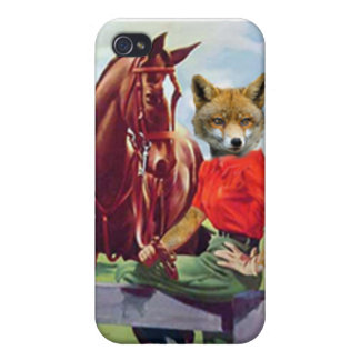 Foxy Lady Cases For iPhone 4