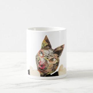 Foxy Lady Portrait Coffee Mugs