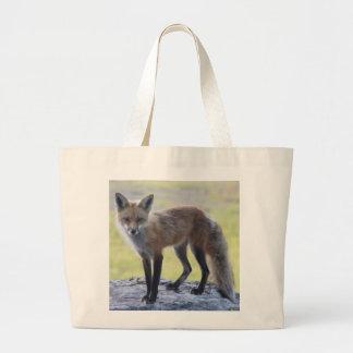 Foxy Momma Tote Bag