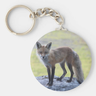 Foxy Momma Key Chain