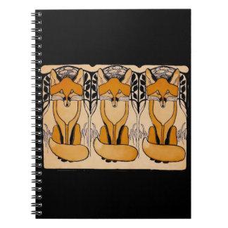 Foxy Note Book