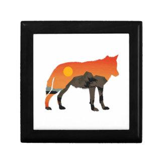 Foxy Sunset Gift Box