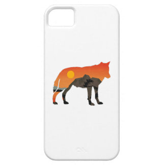 Foxy Sunset iPhone 5 Cover