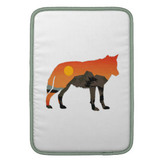 Foxy Sunset Sleeve For MacBook Air