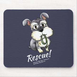 Fozi Schnauzer - Mouse Pad