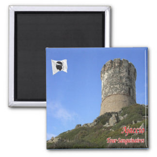FR - Corsica - Ajaccio - Tower of Blood Magnet