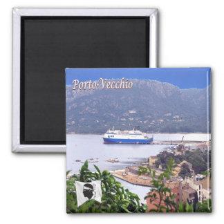 FR - Corsica - Porto Vecchio Magnet