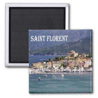 FR - Corsica - Saint Florent Magnet