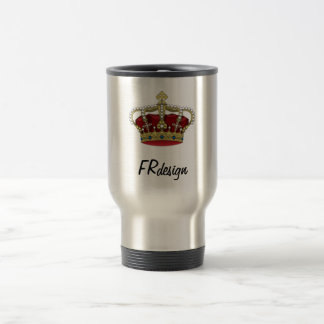 FR Design Travel Collection 12/13 Stainless Steel Travel Mug