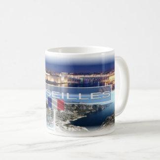 FR  France - Marseilles  - Coffee Mug