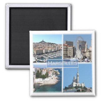 FR * France - Marseilles Magnet