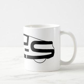 FR-S in a shape of the car Basic White Mug