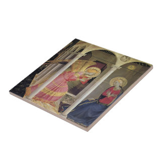 Fra Angelico- Annunciation Tile