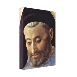 Fra Angelico - Cross Detail Stretched Canvas Prints