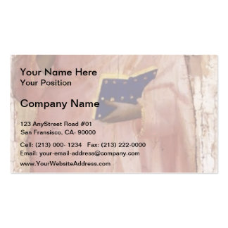 Fra Angelico- St. Matthew Business Card