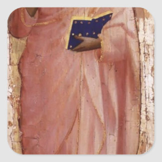 Fra Angelico- St. Matthew Stickers