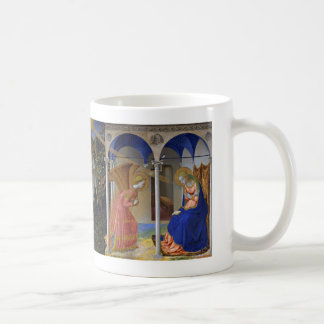 "Fra Angelico, ""The Virgin of the Annunciation"" Coffee Mug"