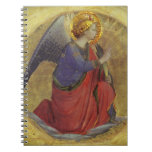 Fra Angelico's Angel of Annunciation Note Book
