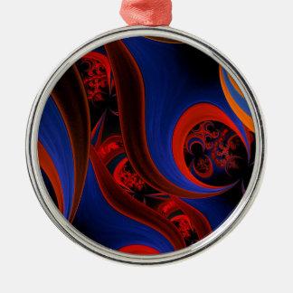 Fra Metal Ornament