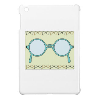 Fraamed Glasses iPad Mini Cover