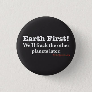 Frack The Planets Small Button