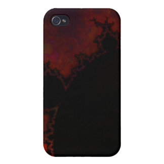 Fractal104.ai Covers For iPhone 4