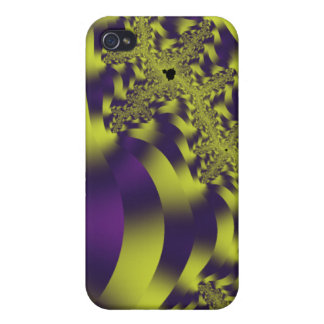 Fractal119.ai Case For The iPhone 4