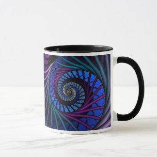 Fractal 139-2 mug