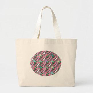 Fractal 18 ,Jumbo Tote Tote Bags