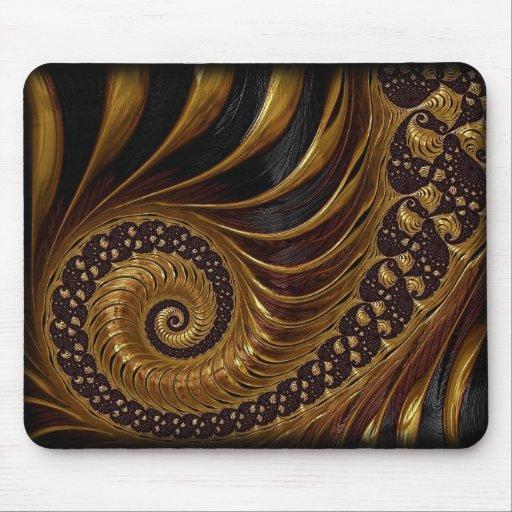 fractal-199054 fractal spiral endless mathematics mouse pad